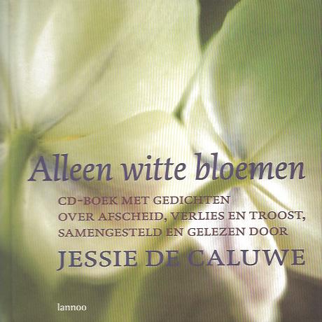 cd-boek Alleen witte bloemen