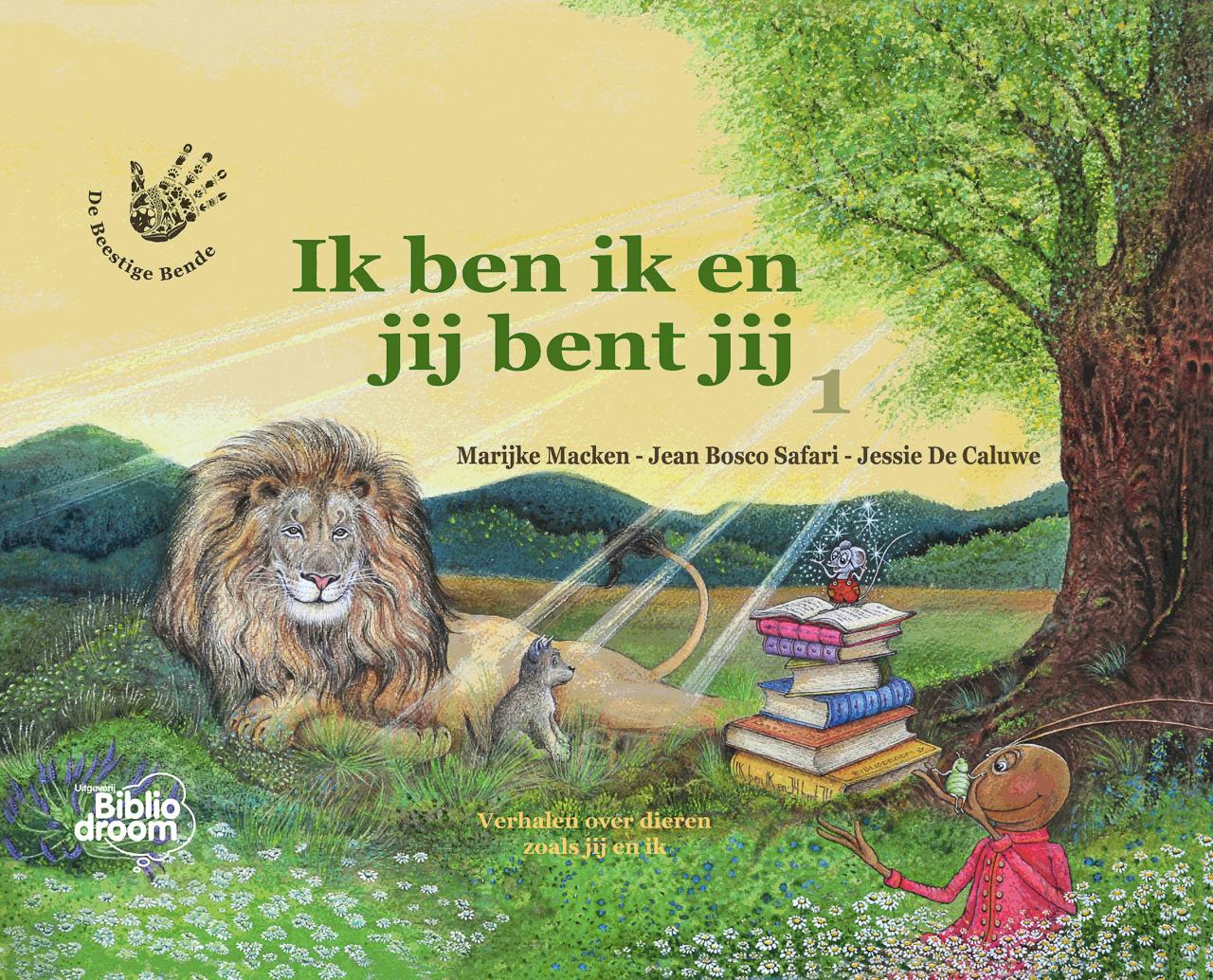 Cover boek Ik ben ik - deel 1