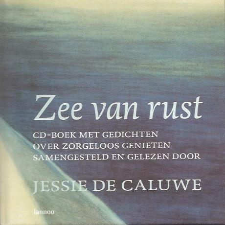 cd-boek Zee van rust